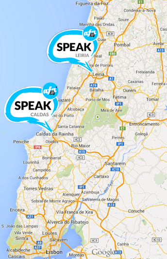 SPEAK Caldas and SPEAK Leiria