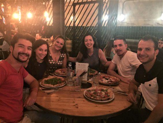 Learning Italian in Spain