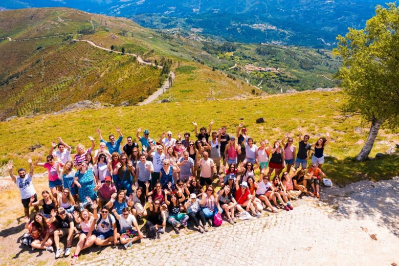 SPEAK Village 2019 group photo-SPEAK helps you integrate in a new country