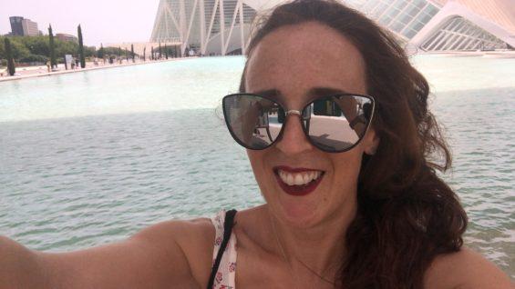 Phoebe Rope, founder of SPEAK Valencia