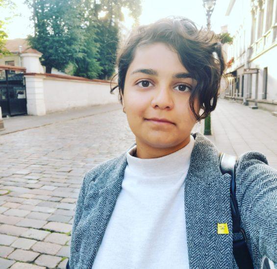 From SPEAK intern to founder of SPEAK Kaunas-Narmin Aliyeva