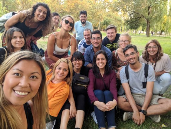 Learning about other cultures-SPEAK cultural events lisbon picnic