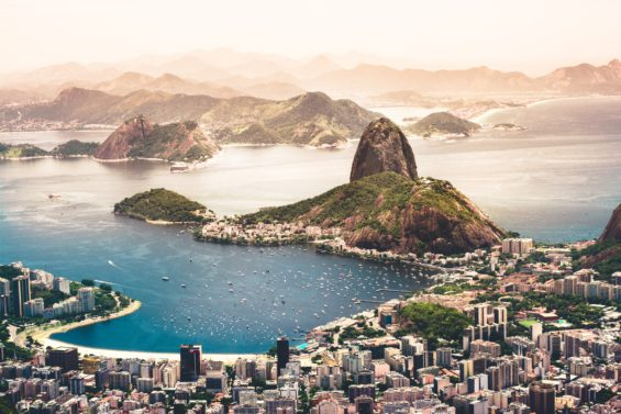 Rio de Janeiro, Brasil- learn about your country during a cultural exchange experience