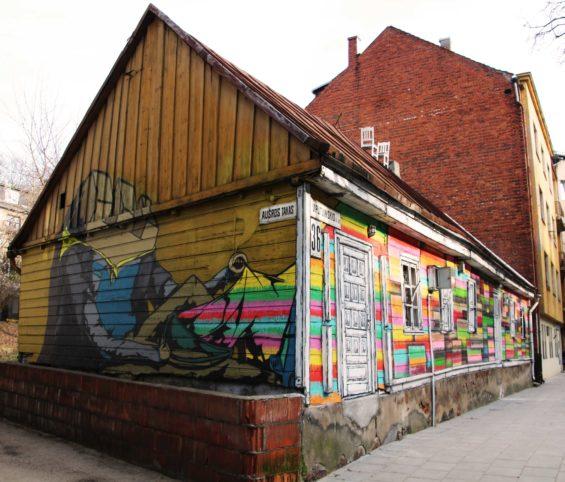 From SPEAK intern to SPEAK founder- Putvinskio street