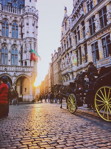 The Grand Palace - Brussels